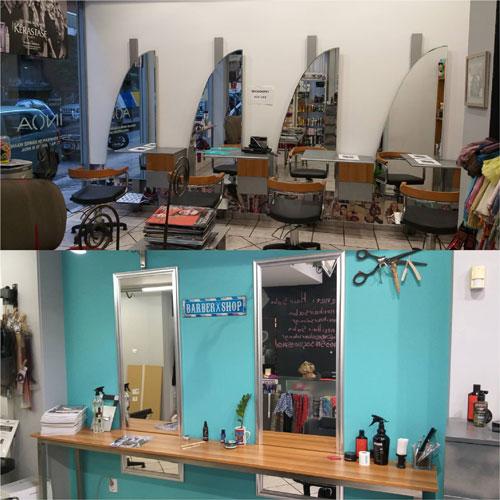 Veneti Hair Salon store
